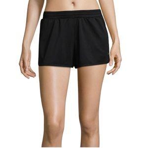 """NWT Xersion Mesh 3 3/4"""" Running Shorts in Black"""